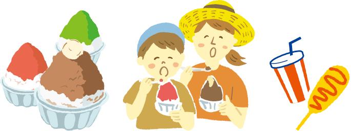 《終了しました》「屋台で食べよう!南洋軒の夏祭り」開催します!!